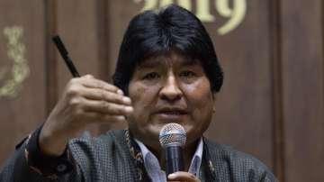 Прокуратурата претърсва дома на Ево Моралес в Боливия в разследване за тероризъм