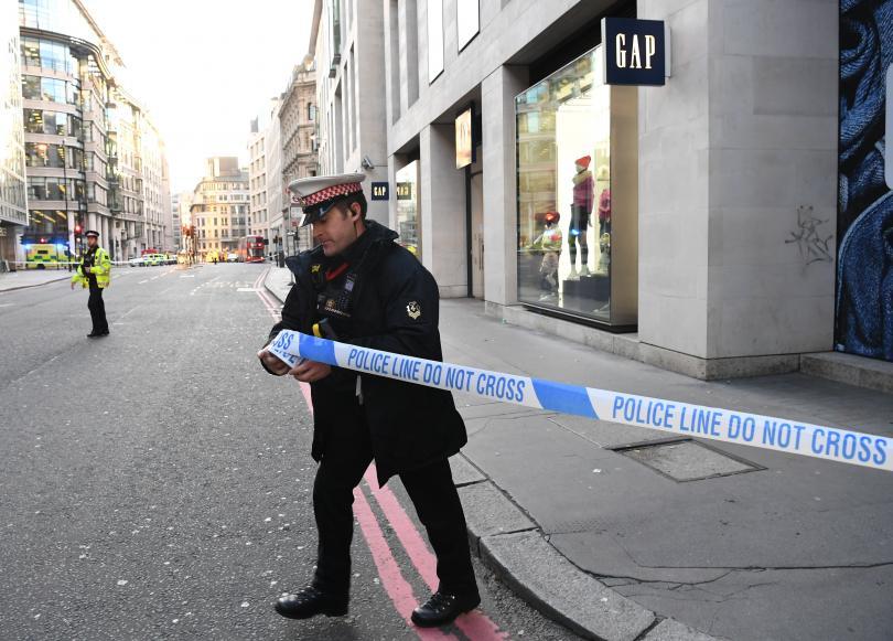 Нападателят на Лондон Бридж е 28-годишен бивш затворник