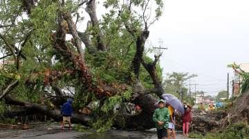 Расте броят на жертвите на тайфуна във Филипините