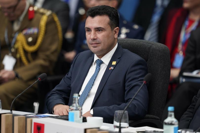 Очаква се днес Зоран Заев да подаде оставка