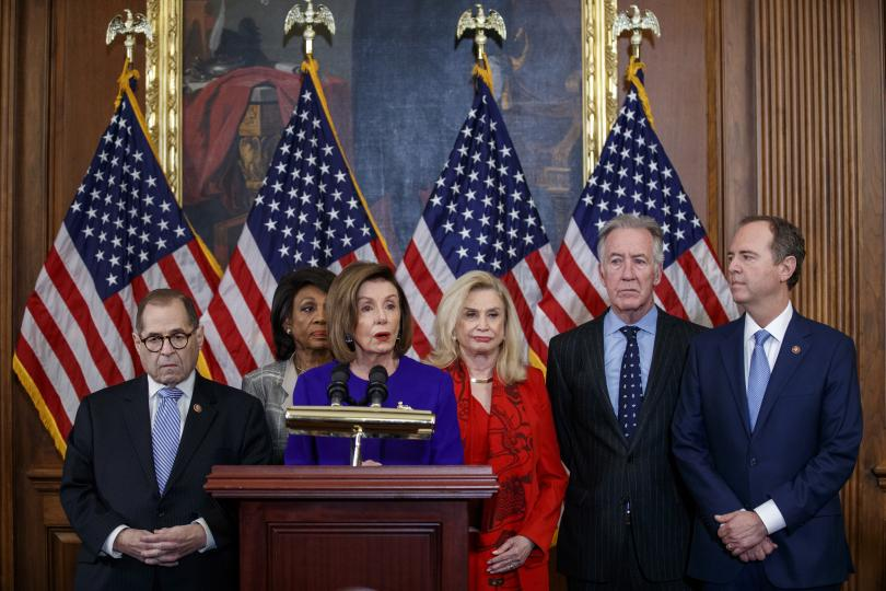 Злоупотреба с власт и възпрепятстване работата на Конгреса - това