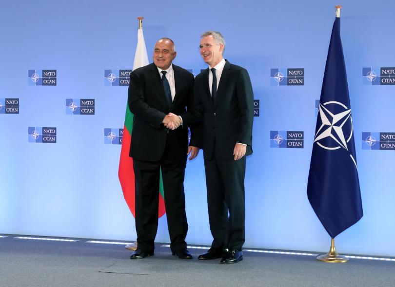 Започна срещата на министър-председателя Бойко Борисов с генералния секретар на