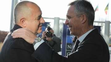 Координационен център на НАТО във Варна обсъдиха Борисов и Столтенберг