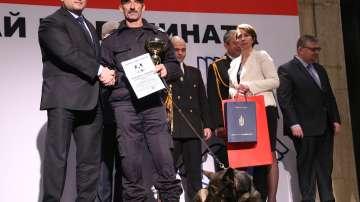 Бисер Чаушев е полицай на 2019 година