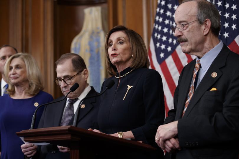 Камарата на представителите на американския Конгрес гласува за импийчмънт на