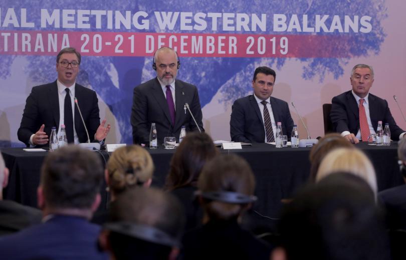 Балкански лидери са категорични, че членството в ЕС няма алтернатива