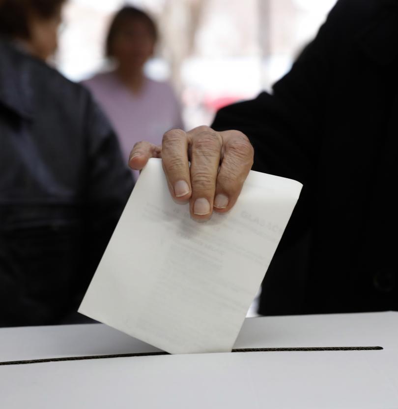 хърватите активни президентския вот сравнение изборите години