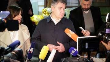 Екзитпол от изборите в Хърватия: Бивш министър-председател води първия тур