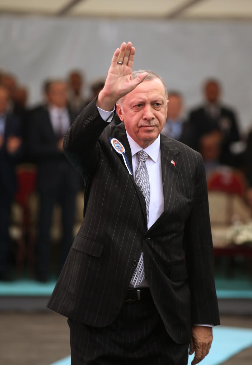 снимка 1 Ердоган предупреди, че Европа рискува повторение на бежанската криза