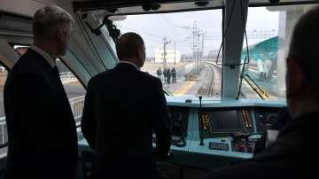 ЕС се противопостави на стартирането на железопътния транспорт по Кримския мост