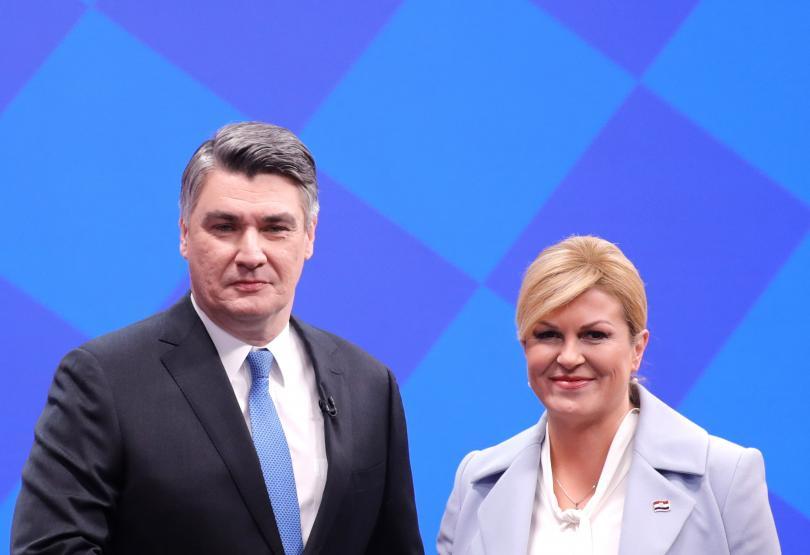 Хърватия избира президент на балотаж в неделя