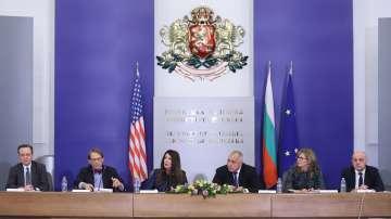 Сътрудничество в енергетиката, отбраната и правосъдието обсъждат България и САЩ