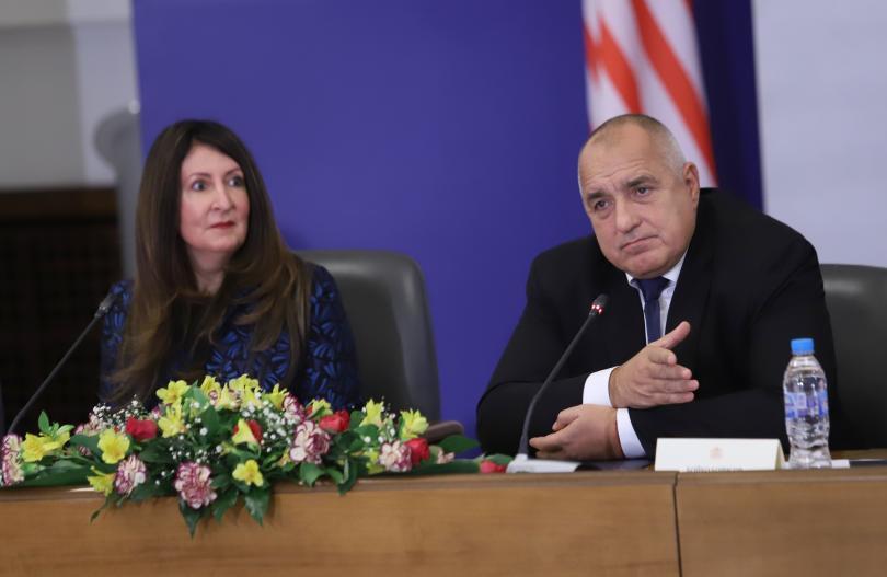 Започна първата сесия на Стратегическия диалог България-САЩ