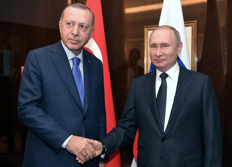 снимка 6 Световните лидери се събраха на среща в Берлин за конфликта в Либия (СНИМКИ)