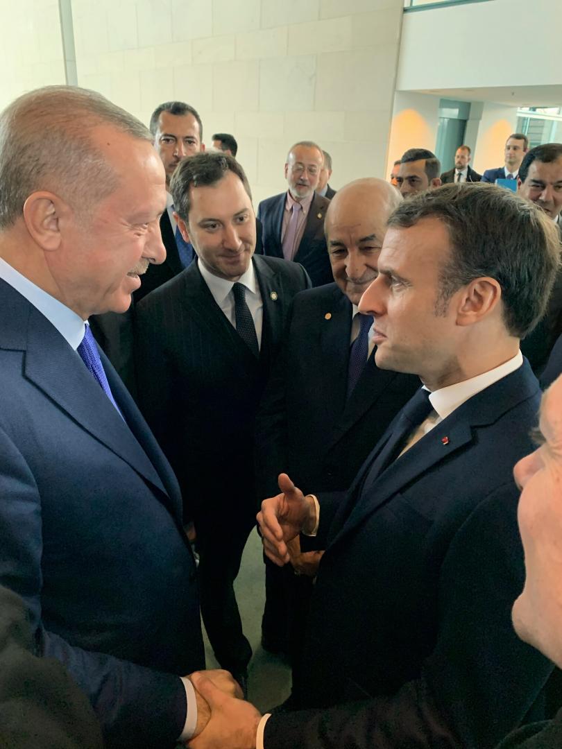 снимка 16 Световните лидери се събраха на среща в Берлин за конфликта в Либия (СНИМКИ)