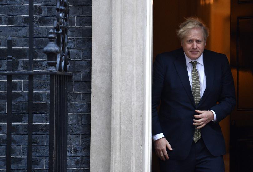 Британският премиер Борис Джонсън подписа текста на споразумението с Европейския