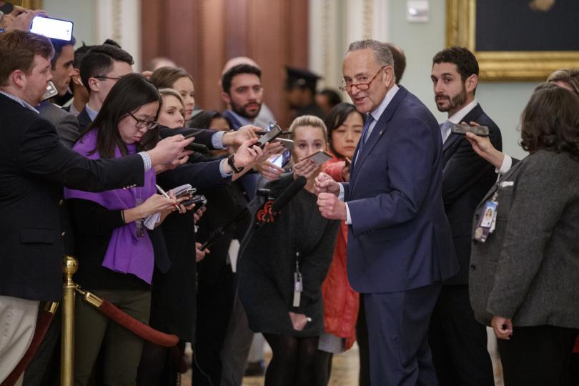 В горната камара на американския Конгрес започна по същество процесът