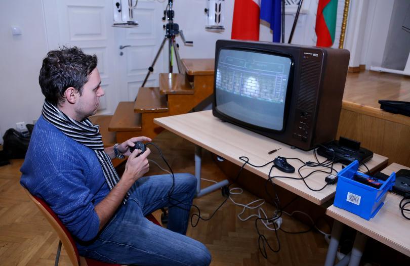 Маратон на ретро видеоигрите