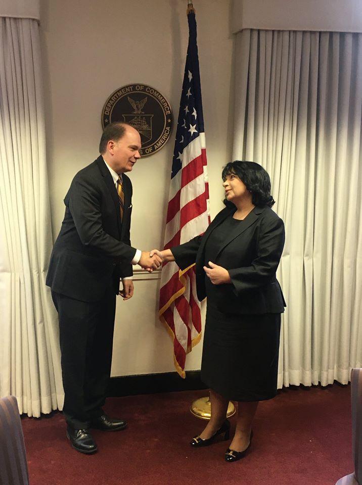 снимка 1 Министър Петкова: Ще продължим да развиваме сътрудничество между България и САЩ