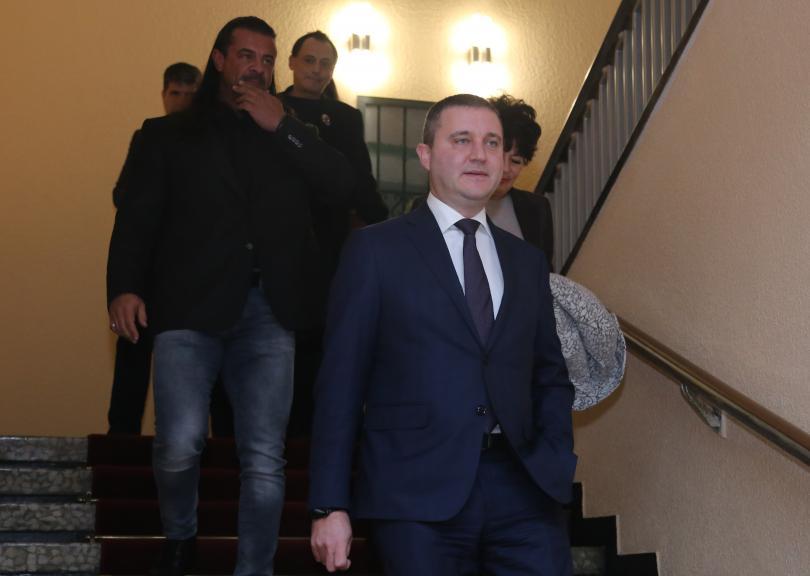 По инициатива на министъра на финансите Владислав Горанов и ръководството
