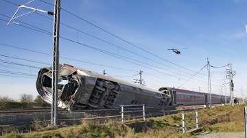 Няма данни за пострадали български граждани при влаковата катастрофа в Италия