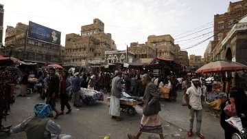 Въздушни удари на Саудитска Арабия в Йемен убиха 31 цивилни