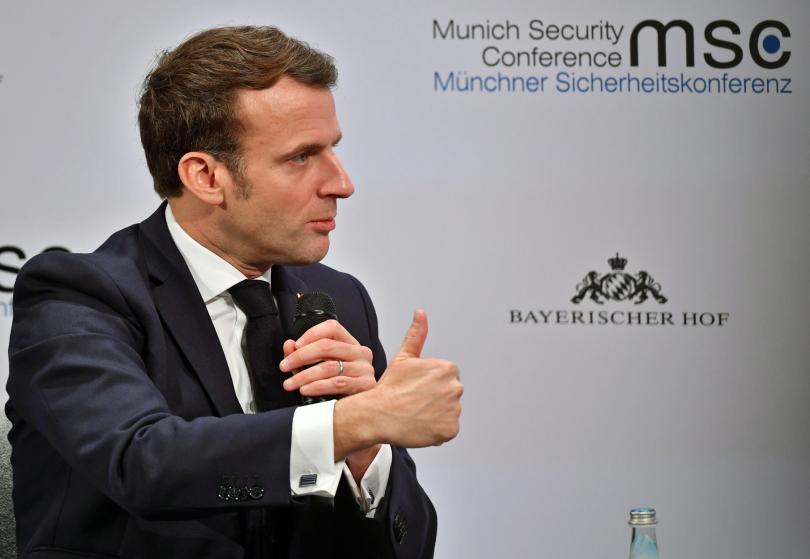 Макрон подкрепя началото на преговорите със Скопие и Тирана за членство в ЕС