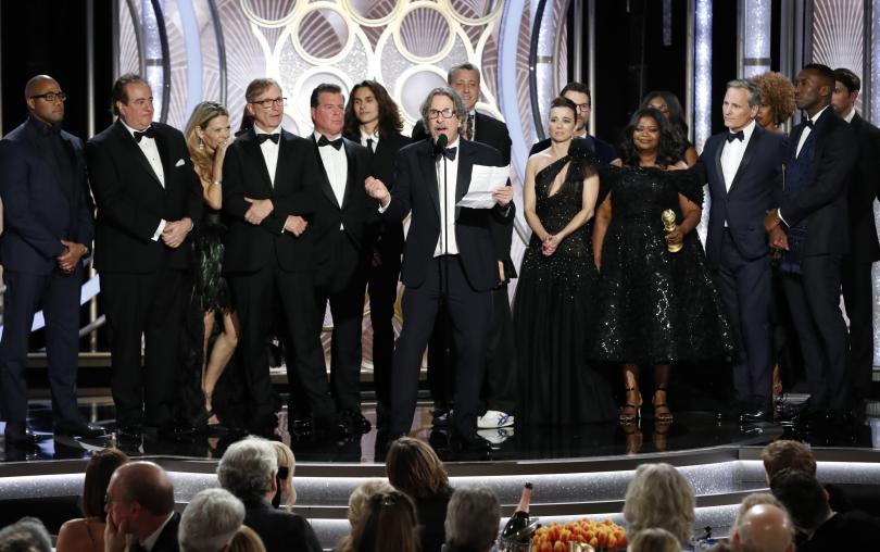Снимка: Златните глобуси откриха сезона на филмовите награди в САЩ