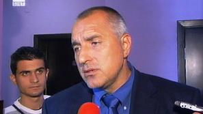 Размяна на реплики между министър Миков и столичния кмет Борисов