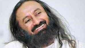 Гуруто на антистреса в днешния свят Шри Шри Рави Шанкар на посещение у нас