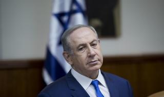 На правителствено заседание израелският премиер сбърка името на британския премиер