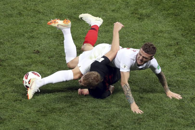 снимка 8 Хърватия отива на финал с Франция на Световното първенство в Русия (СНИМКИ)