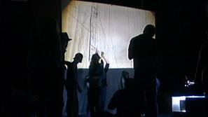 Цветовете на тъмнината на сцената на Младежки театър