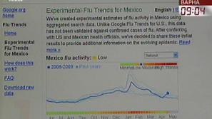 Гугъл следи грипа в реално време