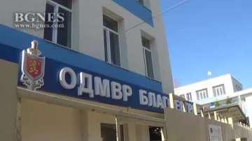 Спецакция на прокуратурата в сградата на полицията в Благоевград