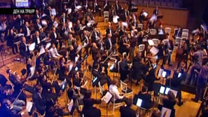 Електронни партитури в Брюкселската филхармония