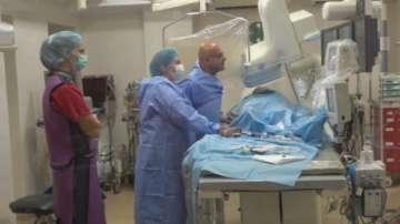 В Бургас оперираха пациентка с разкъсана аорта