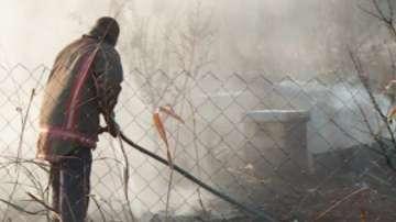 170 кошера бяха изпепелени от пожар в Ягодово