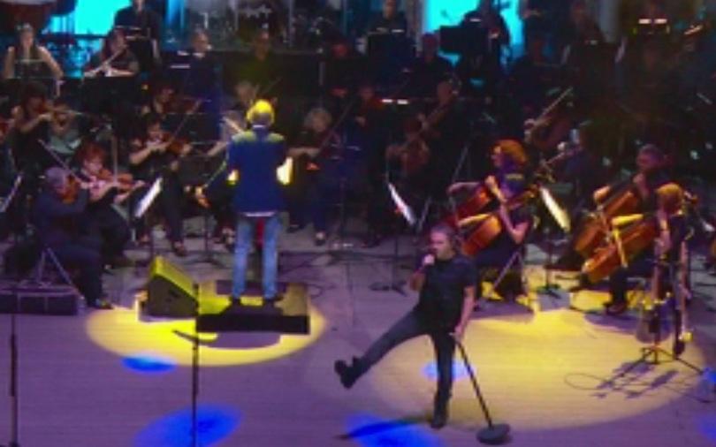 Известният в цяла Европа спектакъл Rock the Operа гостува тази
