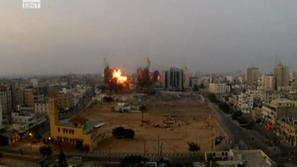 Жертвите на операцията в Газа се увеличават