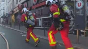 Трима души загинаха при пожар в Париж
