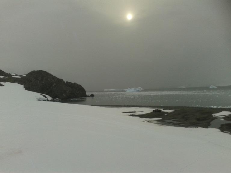 Антарктически дневник: Настроение на полярник...