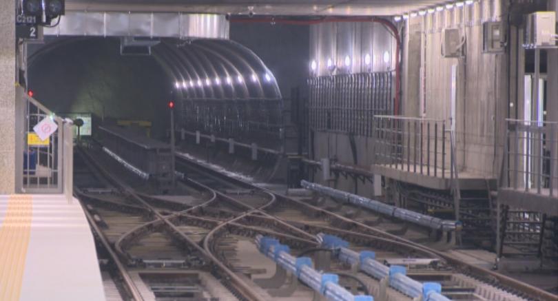 снимка 22 Разширението на метрото до Черни връх - готово до 24 юли