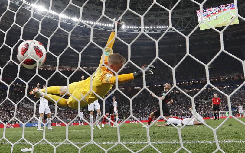 снимка 9 Хърватия отива на финал с Франция на Световното първенство в Русия (СНИМКИ)