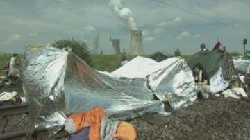 Демонстранти щурмуваха една най-големите мини за кафяви въглища в Европа