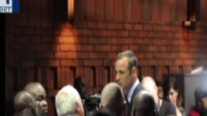 Писториус обвинен в предумишлено убийство