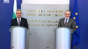 Райков и Местан разговаряха за изборите