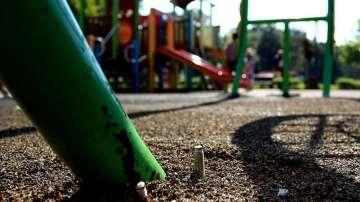 Катерушка падна върху 4-годишно дете в Асеновград