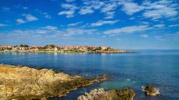 Ново откритие на остров Св. Иван до Созопол