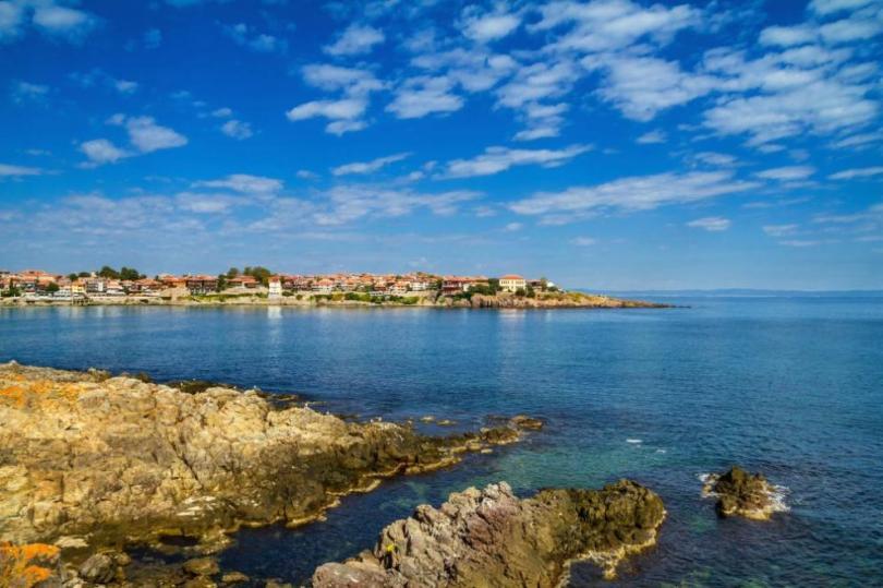 Снимка: Ново откритие на остров Св. Иван до Созопол